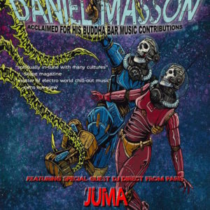 Daniel Masson - Juma - Halloween Party