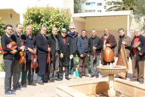 Daniel Masson - Orchestre Arabo Andalou de Fès
