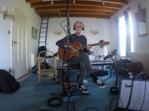Daniel Masson-Jack Casady - Recordings sessions at Jersey