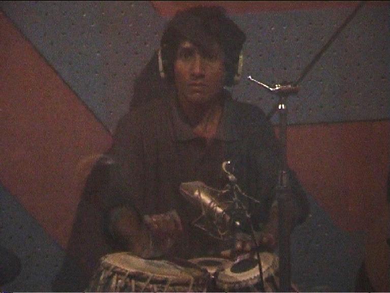 Rabindra Svatil Paul_tablas player