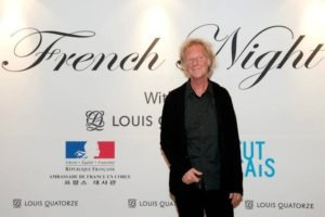 Daniel Masson - French Night - Busan Fest.